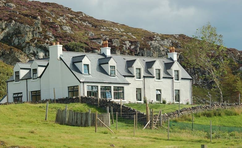 Much loved large family holiday home