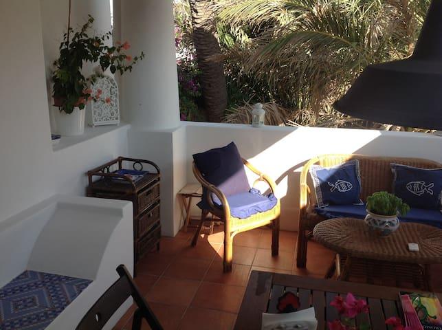 casa autonoma a Stromboli