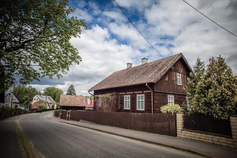 Home in Krutyni
