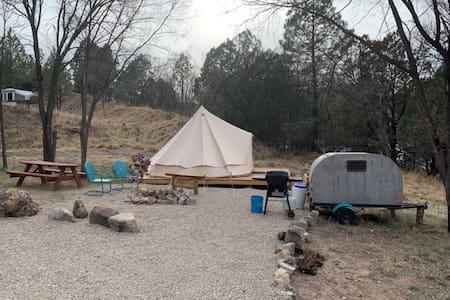 Yurt Tent Experience
