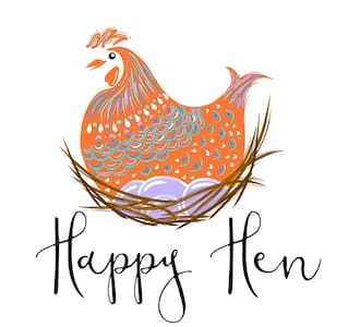 Happy Hen Loft @ The Farmhouse - Orrtanna - Radhus