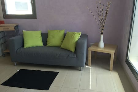2 BEDROOMED APARTMENT, LAS ARTES, PLAYA MOGAN. - Lomo Quiebre - Lejlighed