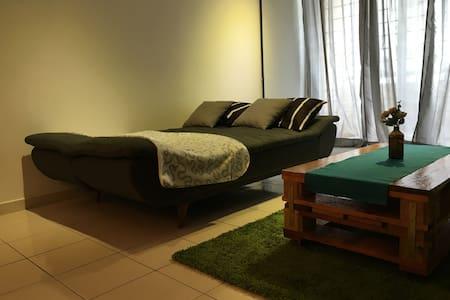 Loft 701 for 2-8pax - Klang - Condominium - 2