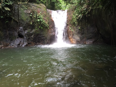 Chalé Cachoeira do Roncador (Wi-Fi)