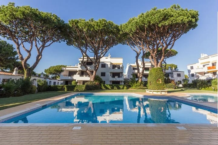 Quiet appartmment in Vilamoura - Quarteira - Appartement
