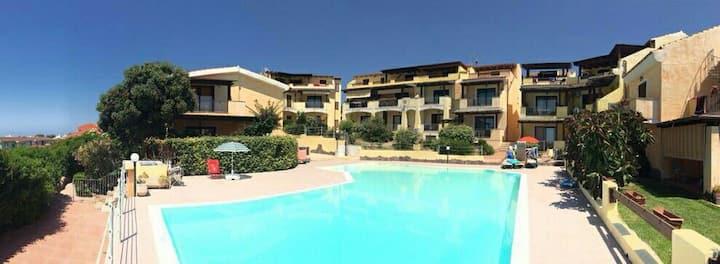 Appartamento al mare a Lu Bagnu (Castelsardo)