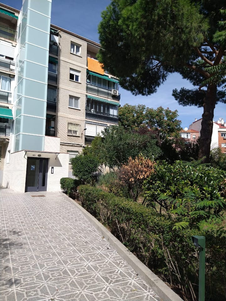Habitacion Privada Apartamento