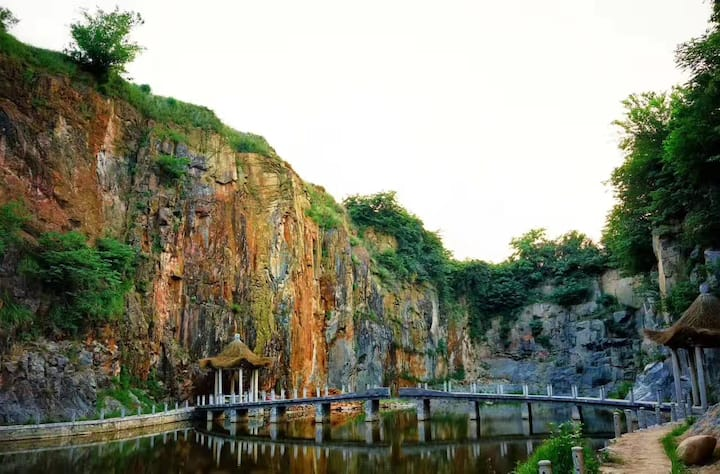 南京钱山音乐大峡谷休闲度假中心
