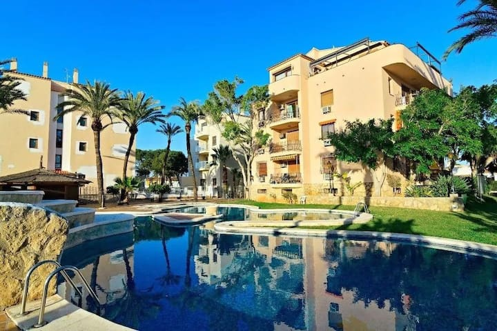 Renovated Apartament, only 100 meter from the beach.