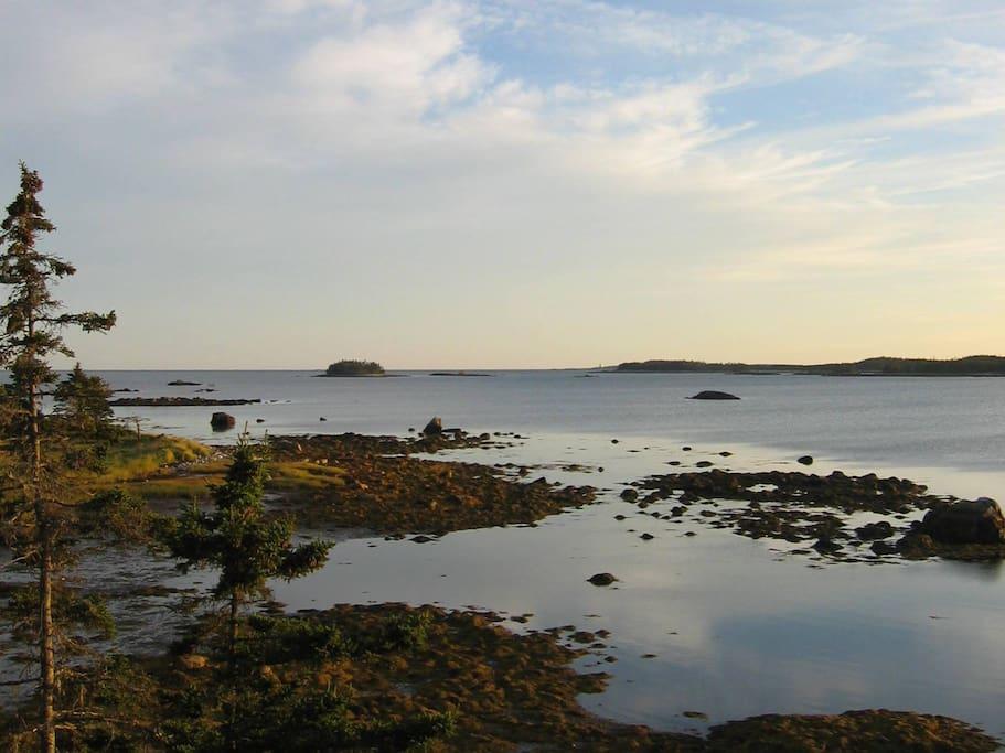 Eel Bay