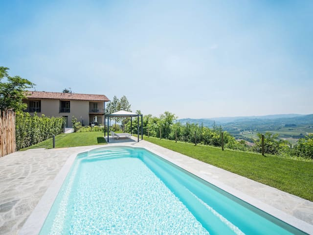 House Cascina Loreto for 5 persons