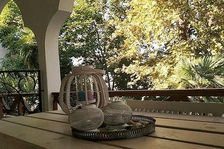 Elegant summer apartment in Platamon
