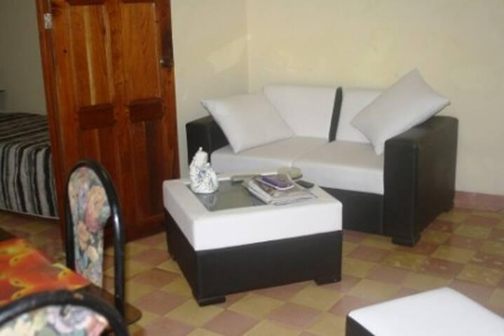 Apartamento Old Havanna Corazón de Angel - La Habana - Leilighet