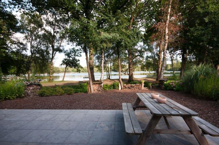 Heerlijk vakantiehuis in natuur (Maastricht e.o.) - Lanaken - Villa