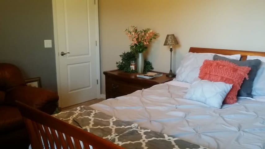 AFFORDABLE LUXURY/NEW HOME/PRIVATE RM/NEAR 1-4 #2