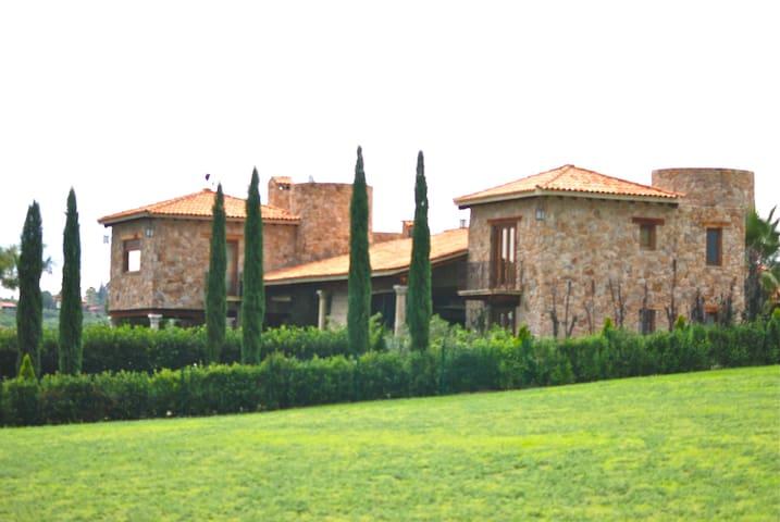 Espectacular Villa Toscana