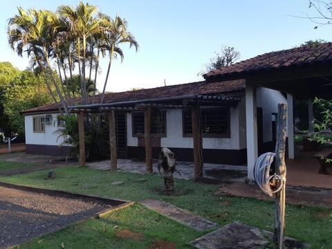 Casa de Campo em Piraputanga