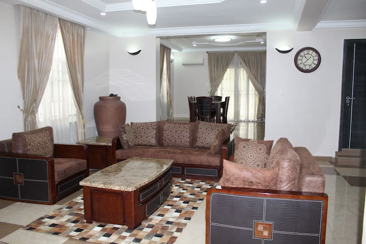 Clearview Apartment Asokoro