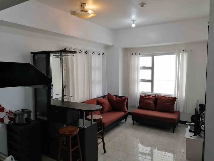 Spacious 1 bedroom apartment w/FREE WiFi &Netflix