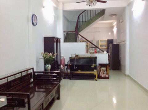 An accomodation close to Ben Thanh market!