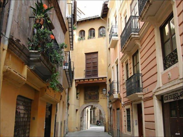 Habitación privada en El Carmen, casco antiguo VLC