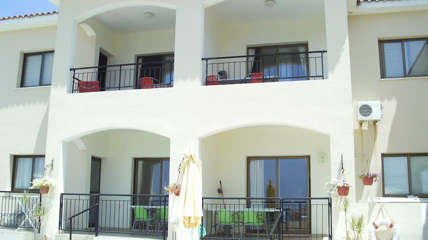 Xenia seaview apartment with 2 bathrooms - Emba - Pis