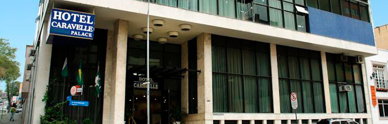 Hotel Caravelle (com café da manhã)