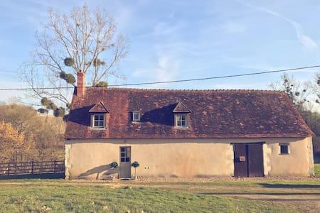 The Gatehouse, Chateau de Corbette - Fléré-la-Rivière - Guesthouse