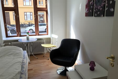 Newly Renovated Bright & Spacious Room - Copenhaga - Apartamento
