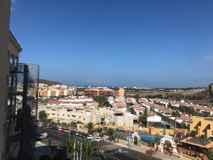 Studio Ocean View in Los Cristianos