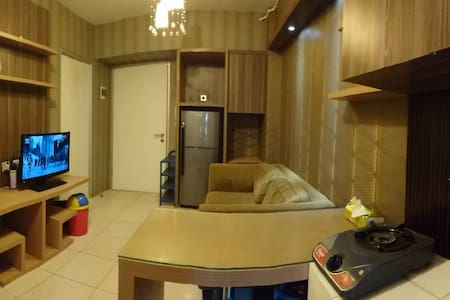 Affordardable 2 Bedroom Apartment in North Jakarta - Appartamento