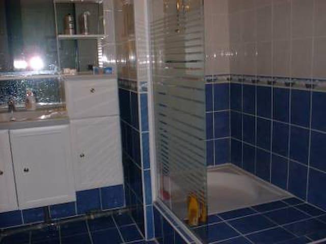 Main Batrhroom, Bath, Shower, WC, WHB, also 2 separate toilets, WC & WHB