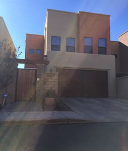 Whole house, master bedroom upstairs with king bed - Tucson