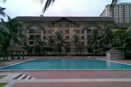 Comfortable Unit Near KLCC for Rent - Ampang Jaya - Daire
