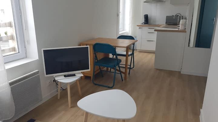 Appartement idéalement situé à La Rochelle