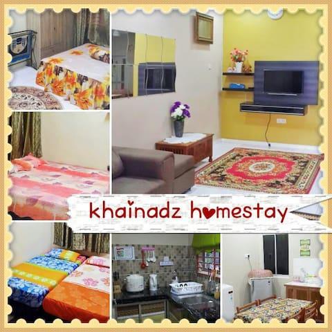 KHAINADZ HOMESTAY