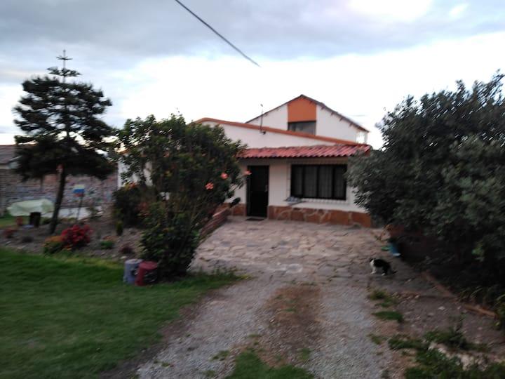 Cabaña Aranjuez paipa 😊1