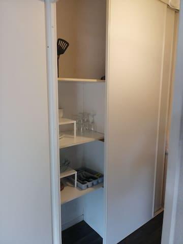 Appartement soft 17 m2