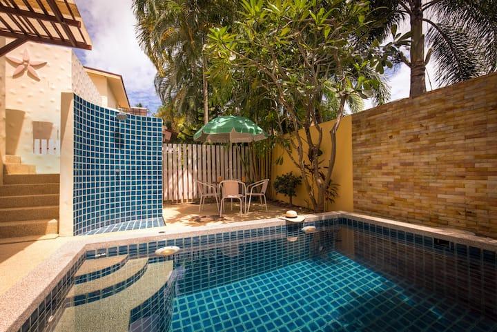 Mediterranean 3br private Pool Villa - Phuket