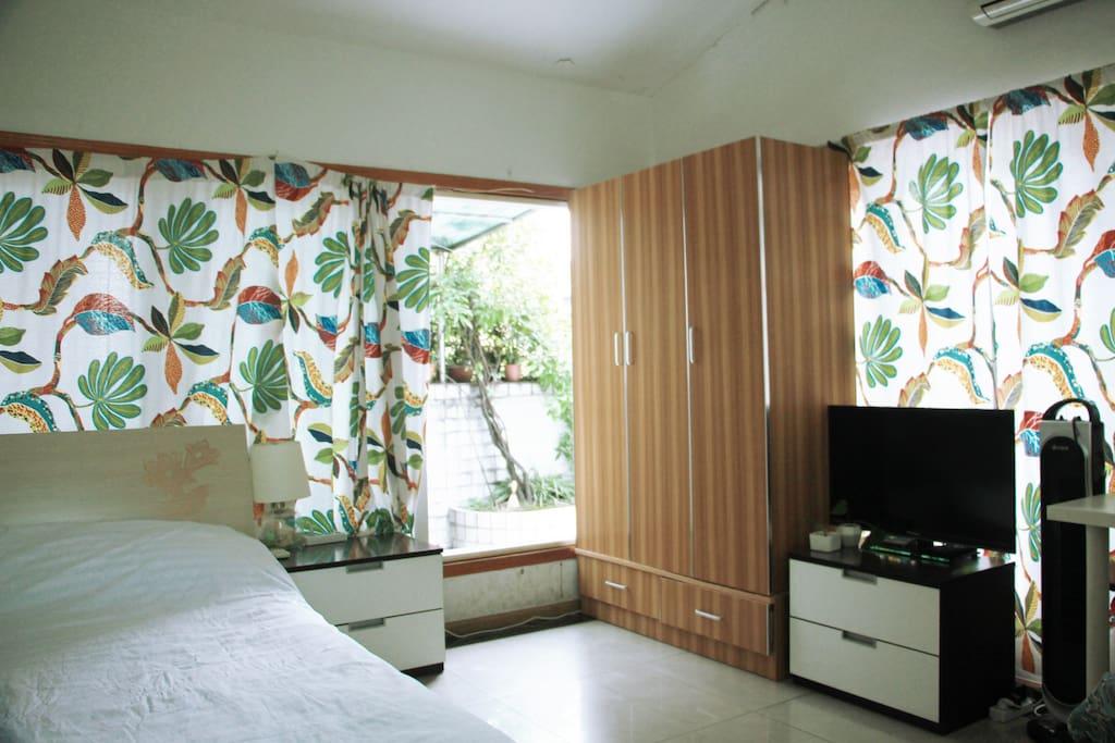 卧室房间照片