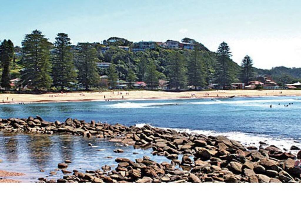 Only 5 minutes from Avoca Beach
