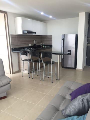 Apartamento Ricaurte - Conjunto Hacienda Peñalisa - Girardot - Condominio