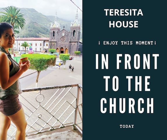 TERESITA HOUSE IN THE CITY CENTER  SAFE AND CHEAP