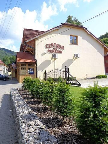 Sklene Teplice, Hot thermal spring - Sklené Teplice - ที่พักพร้อมอาหารเช้า