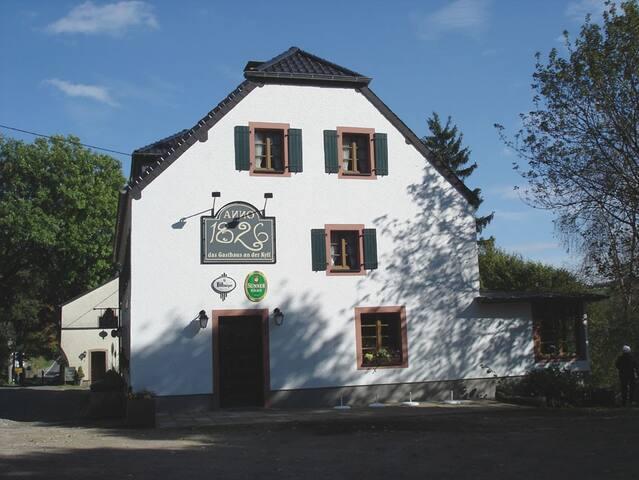 Pilgerzimmer Kronenburg