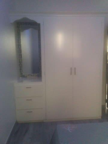 Bedroom 2 storage space