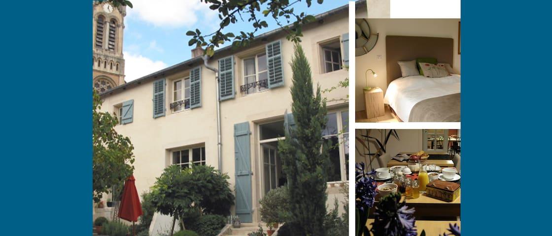 Chambres d'hôtes Nancy-Nord (1) - Maxéville