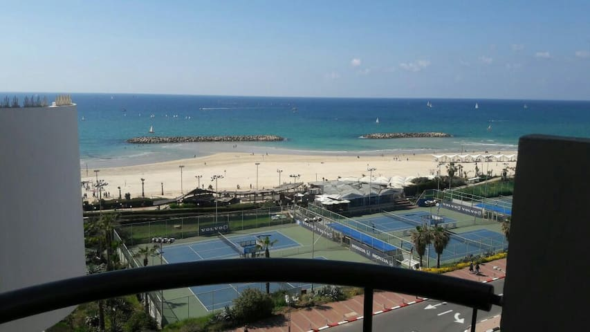 Smell the beach from living room - Herzliya - Διαμέρισμα