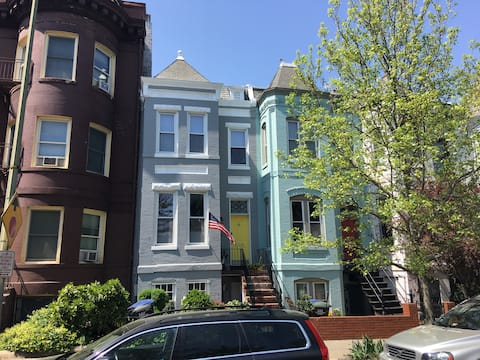 Capitol Hill's perfect location!  Bright & clean!