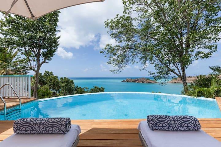 Villa Polaris 2 Bedrooms - Caribbean holiday villa